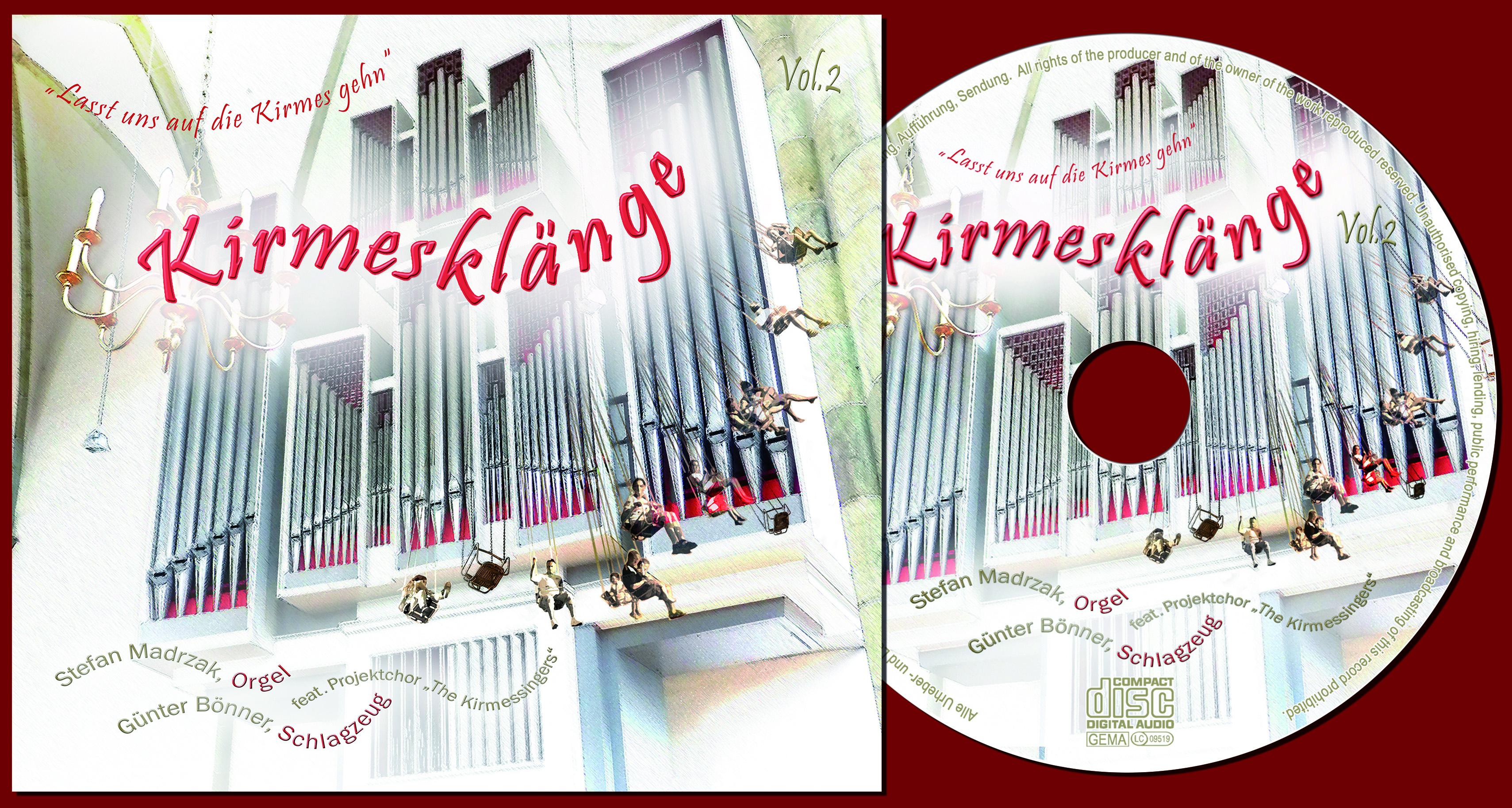 "CD ""Kirmesklänge"" Vol.2"
