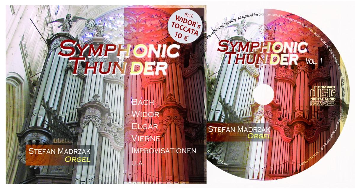 "CD ""Symphonic Thunder"""